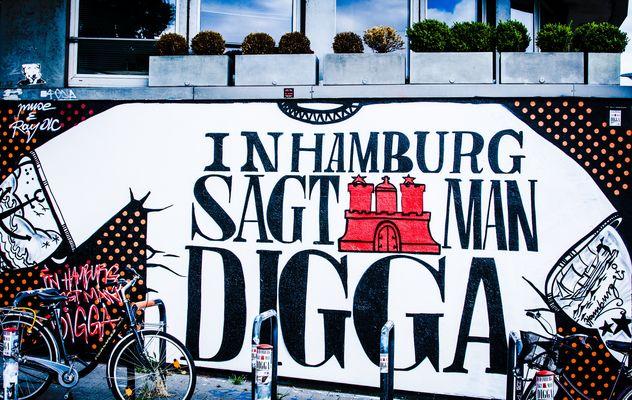 Hamburg Streetart I
