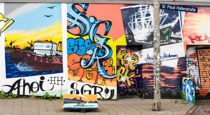 Hamburg Streetart II
