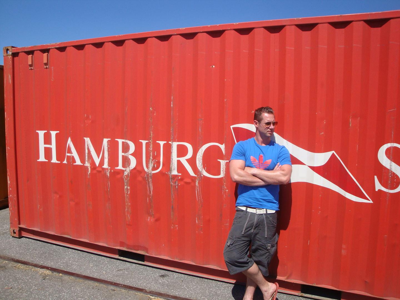 Hamburg Süd, Hafen Hamburg