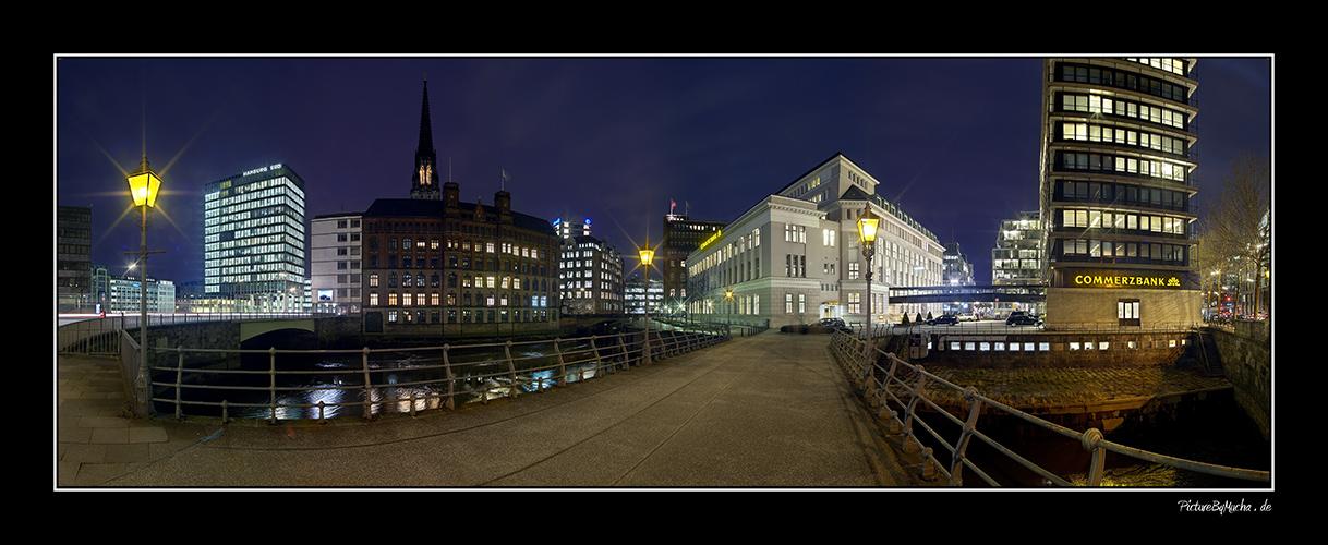 Hamburg Süd -> st. Nikolai -> comerzbank