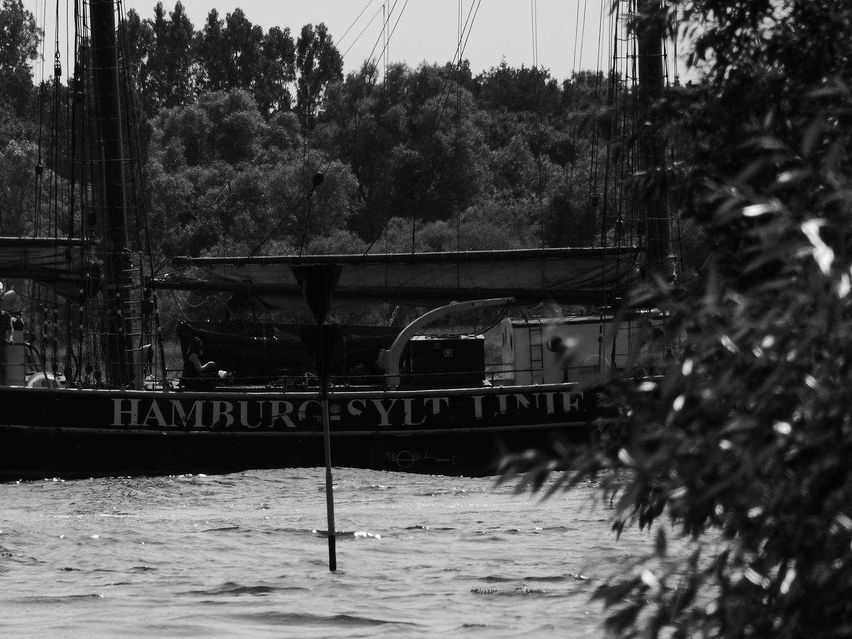 Hamburg -Sylt Linie