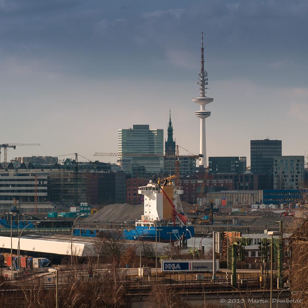 Hamburg verändert sich