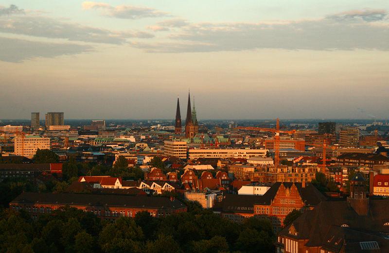 Hamburg von Oben 2
