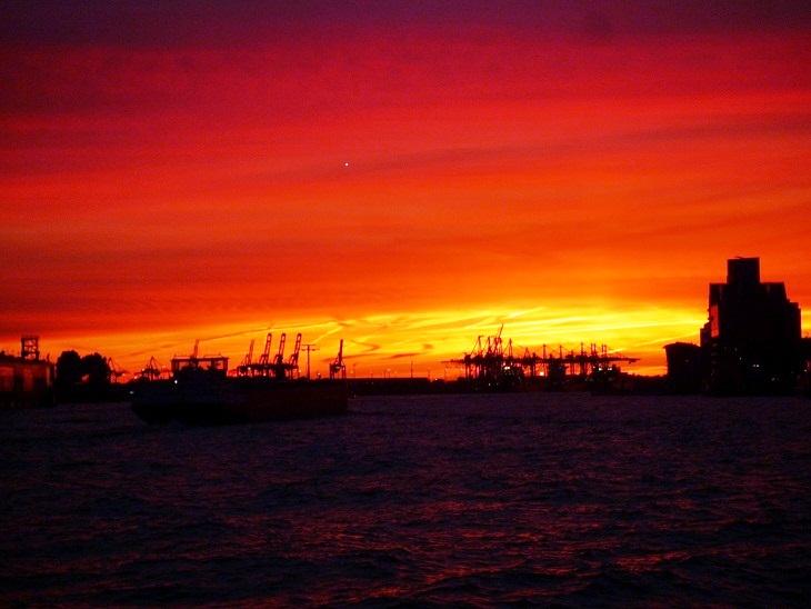 Hamburg von seiner schönsten Seite