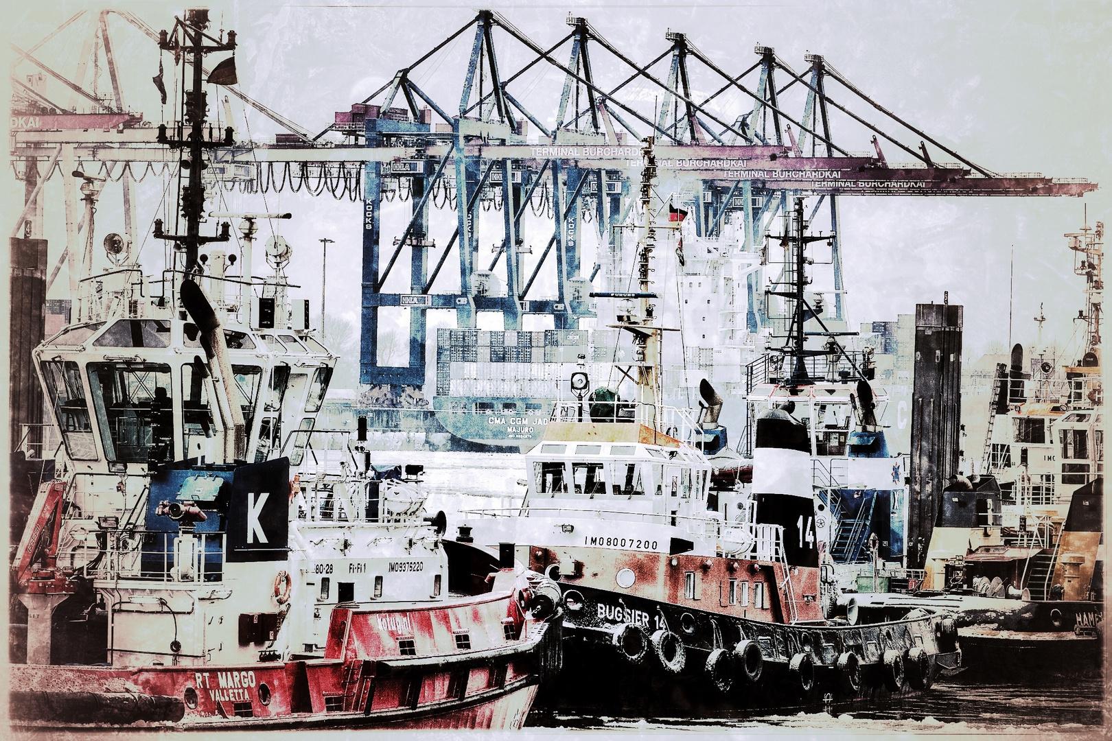 Hamburg Winterhafen