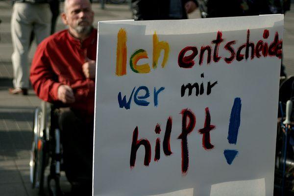 Hamburger Aktionstag für persönliche Assistenz 1