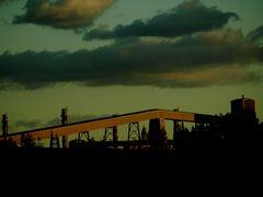 Hamburger Aluminiumwerk - Deichseite