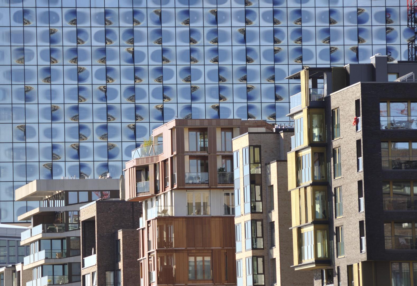 Hamburg'er Ansichten
