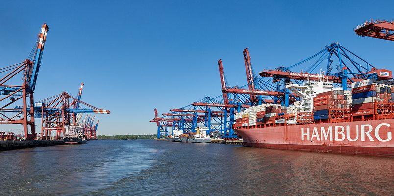 Hamburger Hafen Container Versteigerung