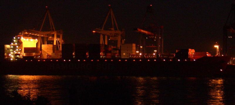 Hamburger Containerhafen