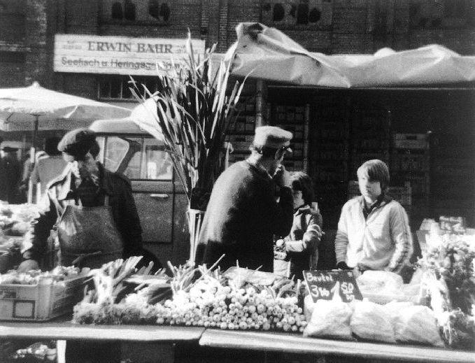 Hamburger Fischmarkt 1979