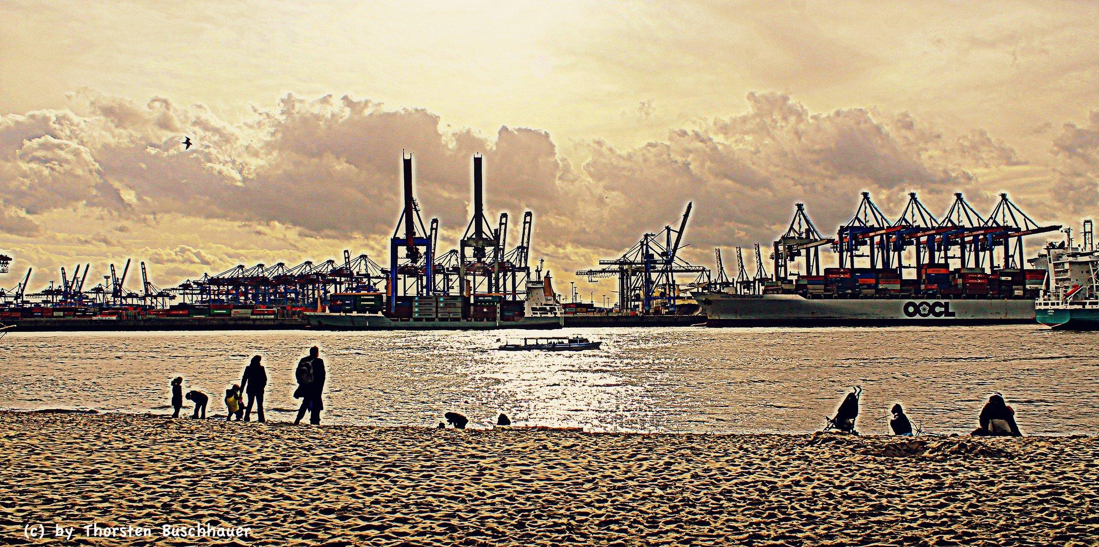 Hamburger Hafen 1