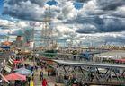 - Hamburger Hafen -