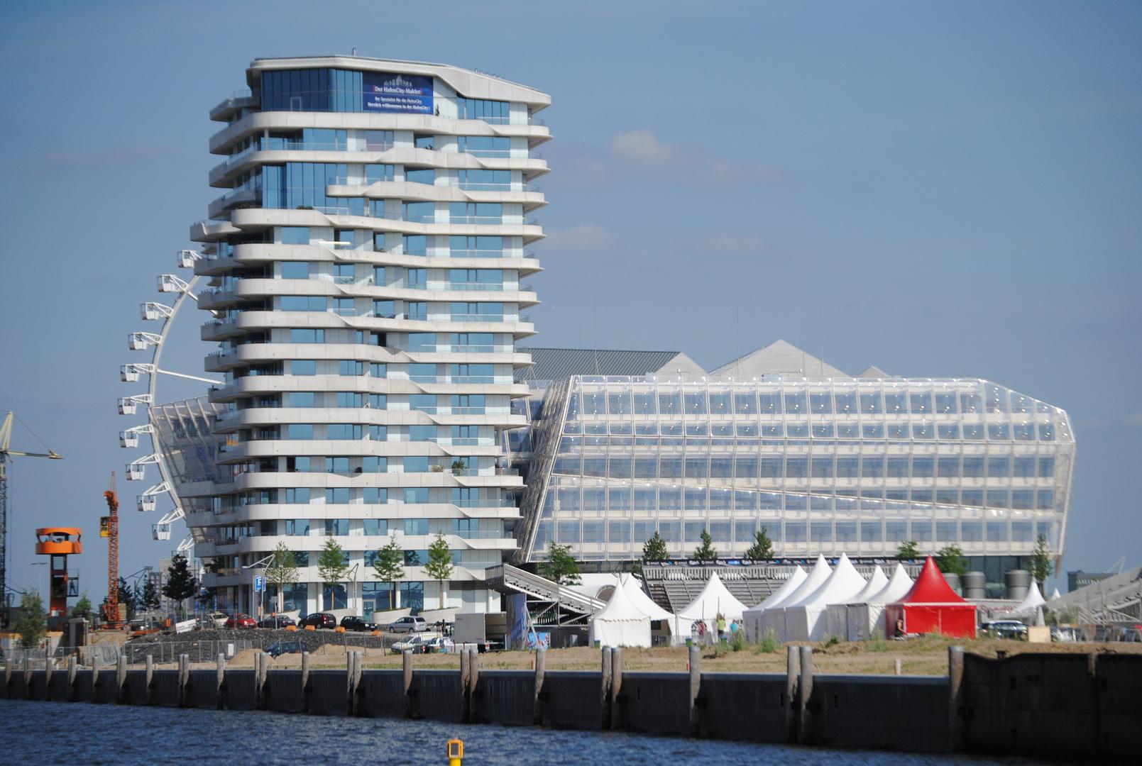 Hamburger Hafen City 1