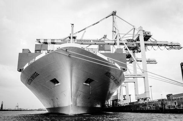 Hamburger Hafen, Houston Bridge
