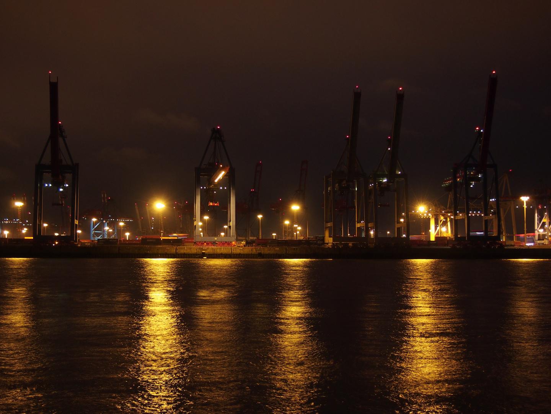Hamburger Hafen IIII