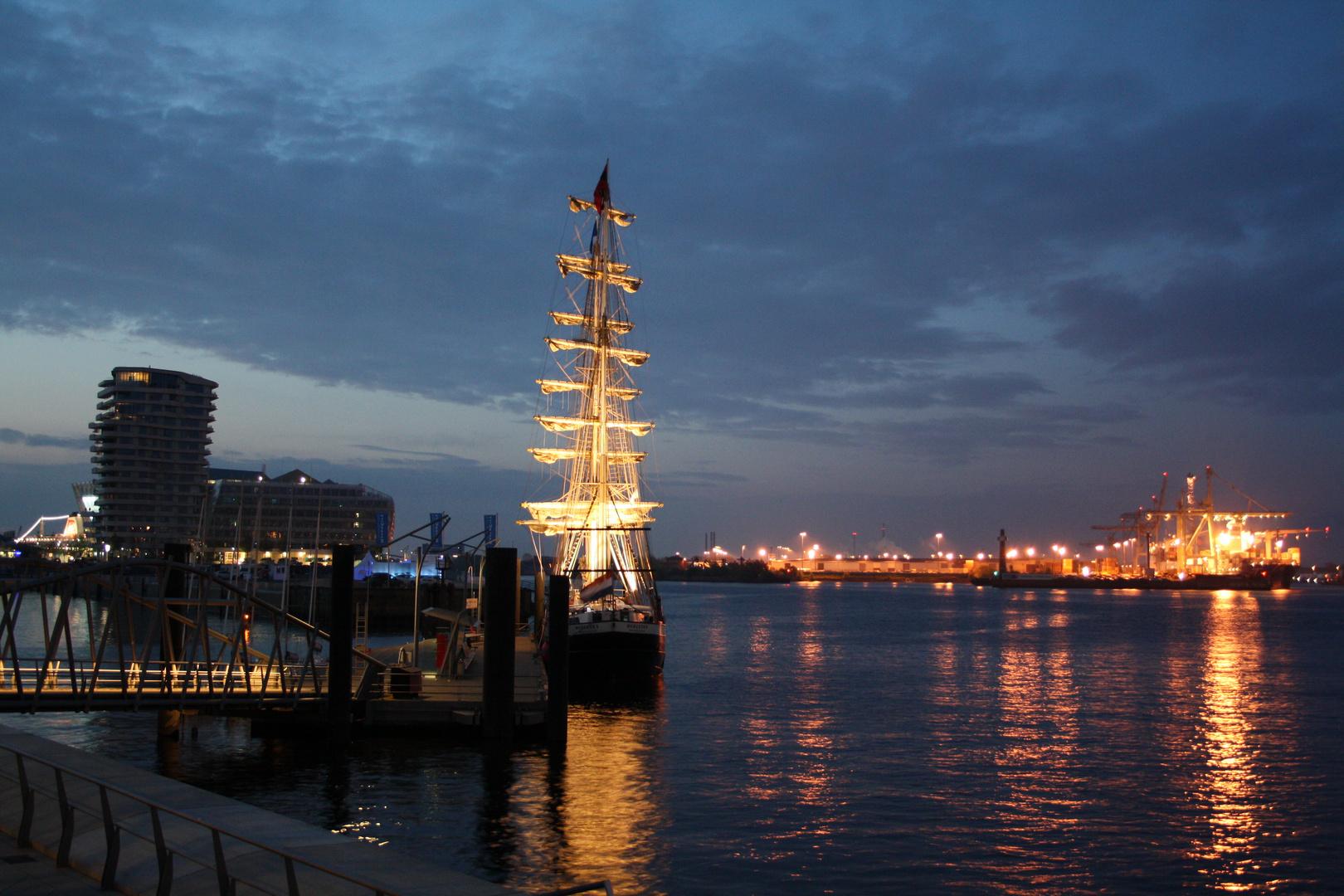 Hamburger Hafen mal anders