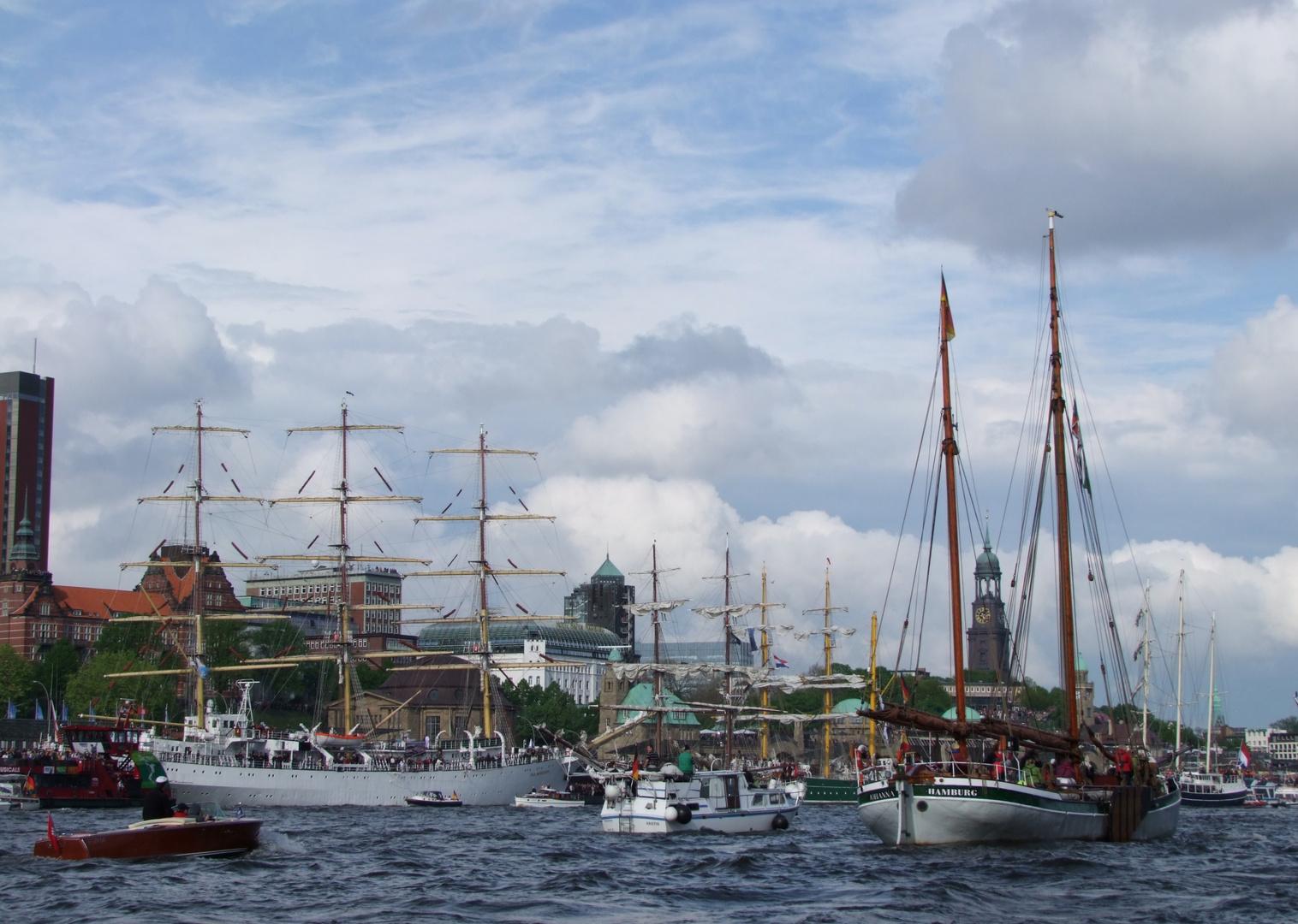 Hamburger Hafengeburtstag 2013