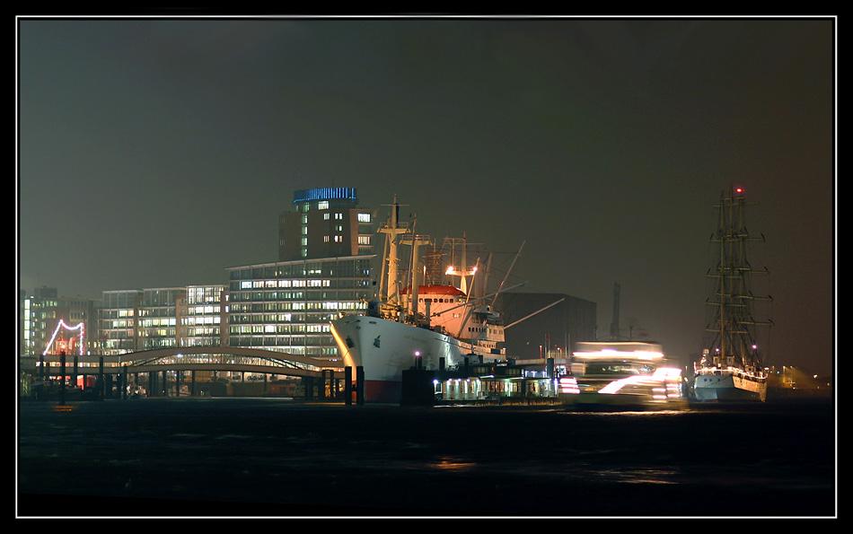 Hamburger Hafenimpression