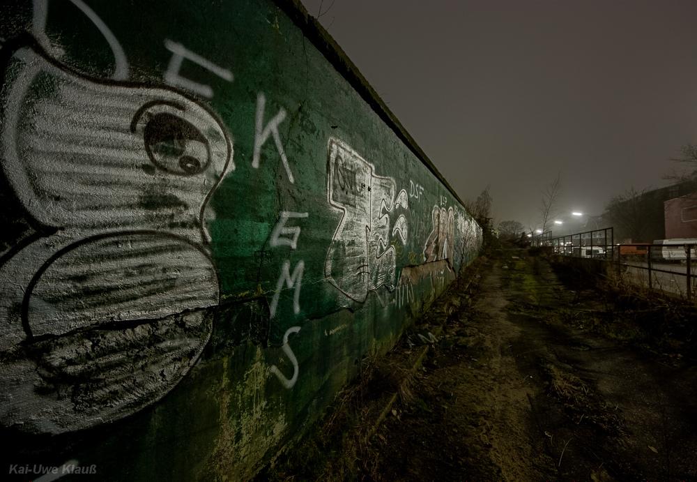 Hamburger Mauer