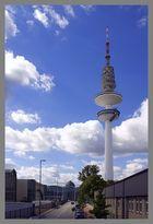Hamburger Meese und Fernsehturm