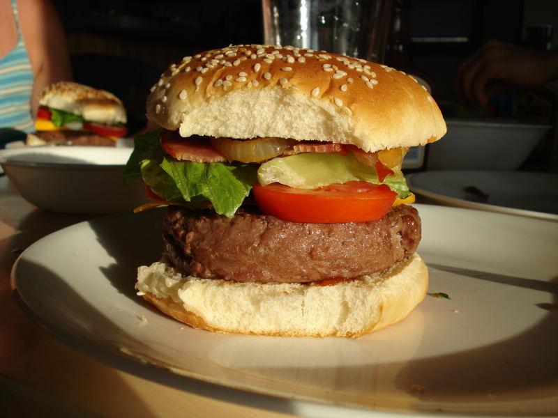 Hamburger - selfmade
