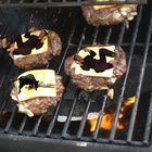 Hamburger zum BBQ