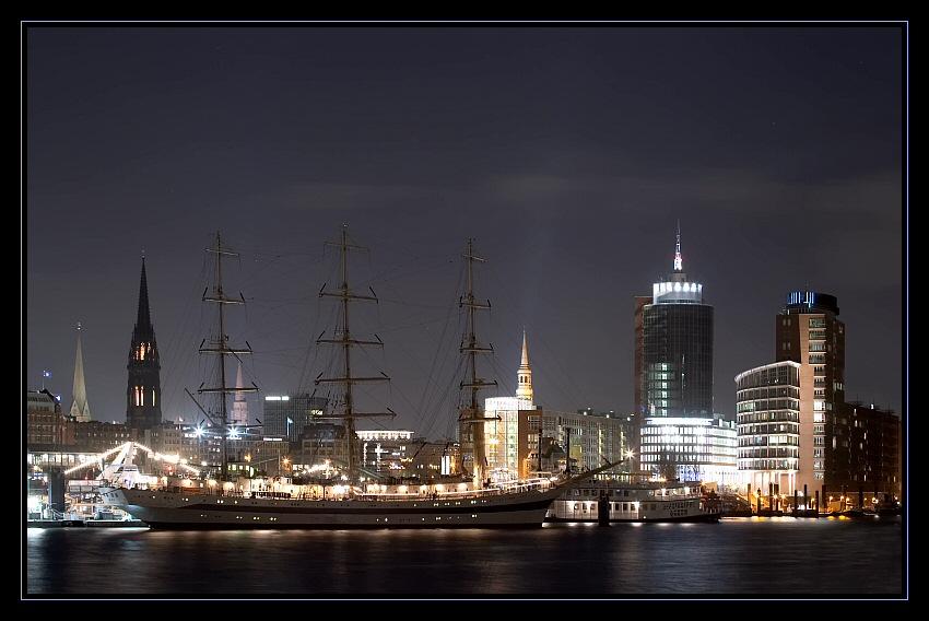 Hamburg@night 3