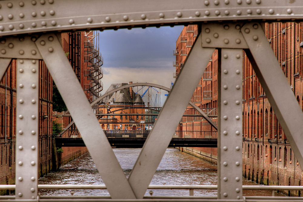 Hamburgs Brücken V