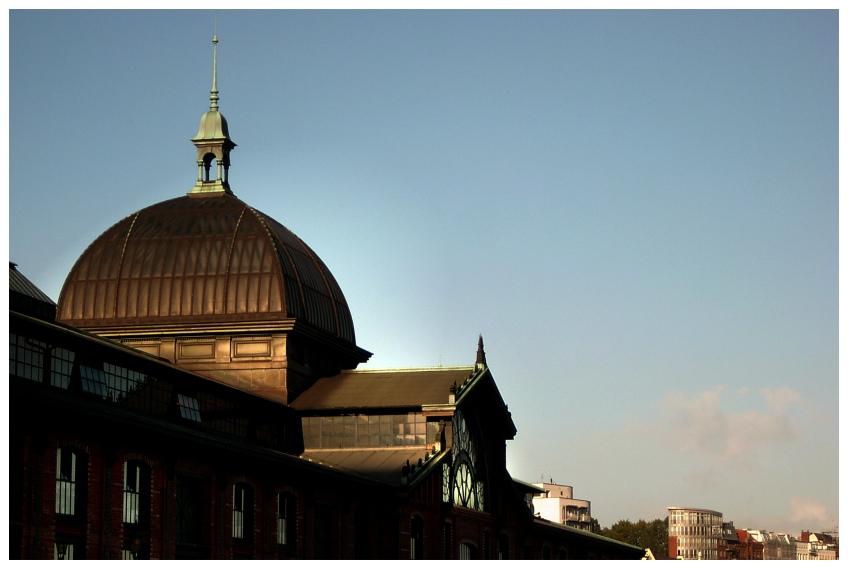 Hamburgs goldene Dächer