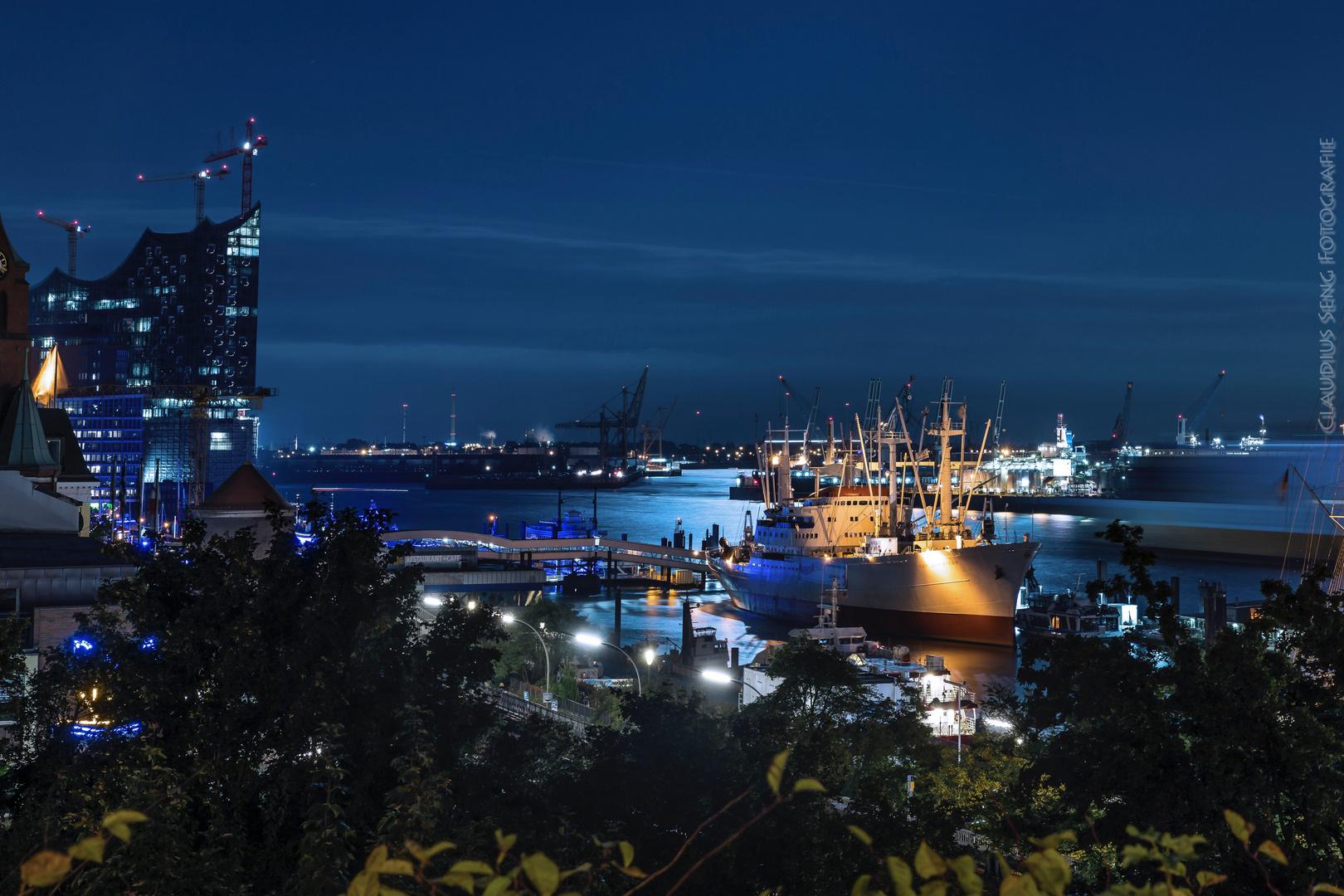"""Hamburgs Hafen """"...."""