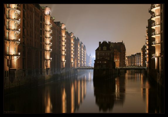 Hamburgs nächtliche Perle
