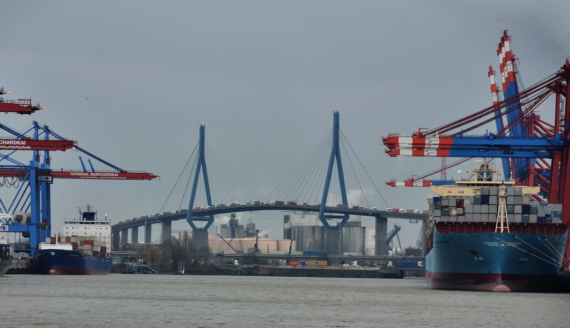 Hamburgs schönste Brücke