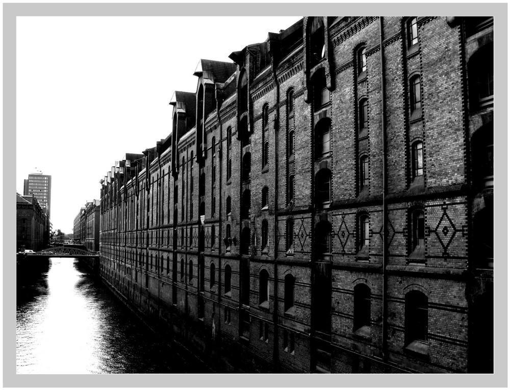 Hamburg|Speicherstadt