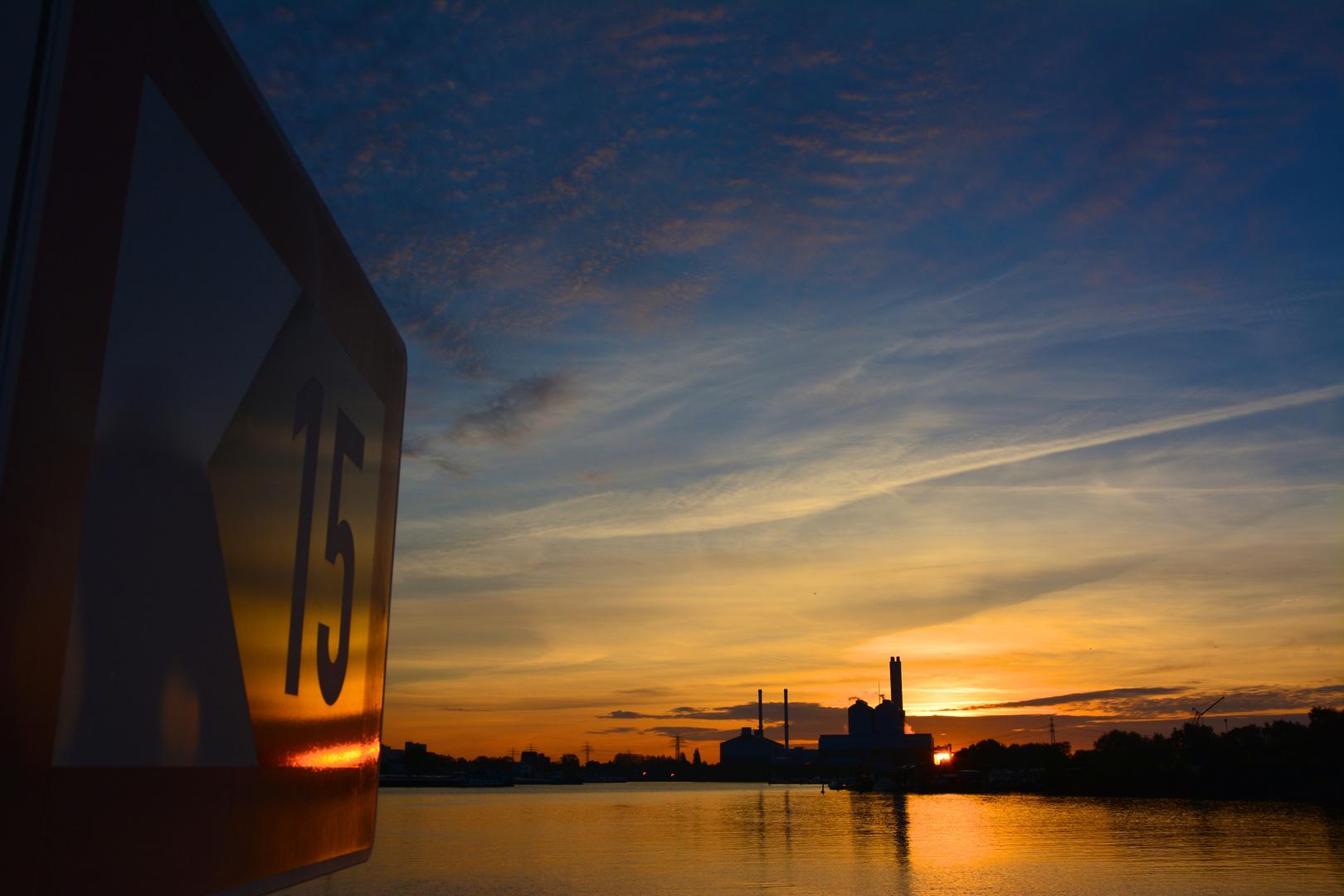 HamburgTiefstack - Sunrise
