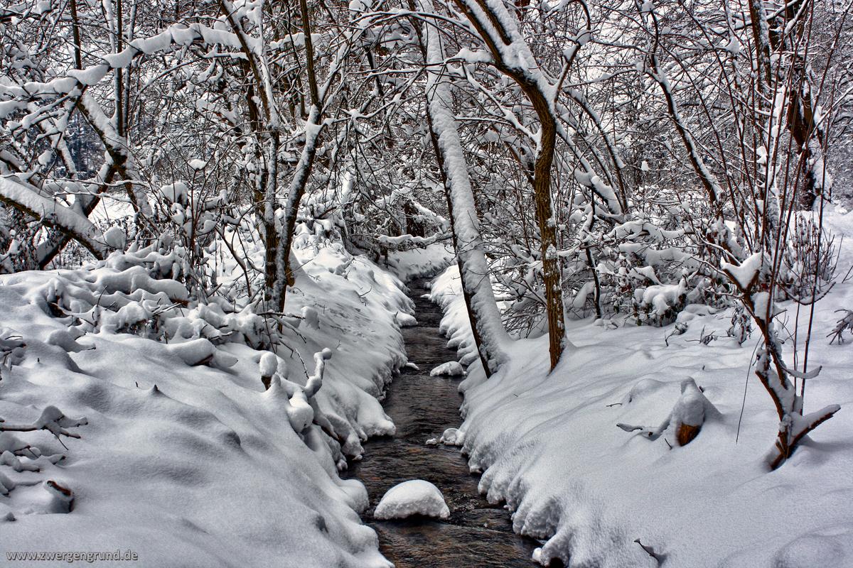 Hamelner Winter in HDR (t.m.)
