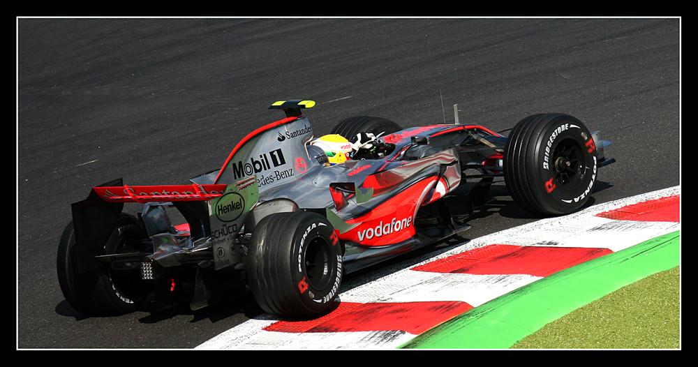 Hamilton - SPA 2007