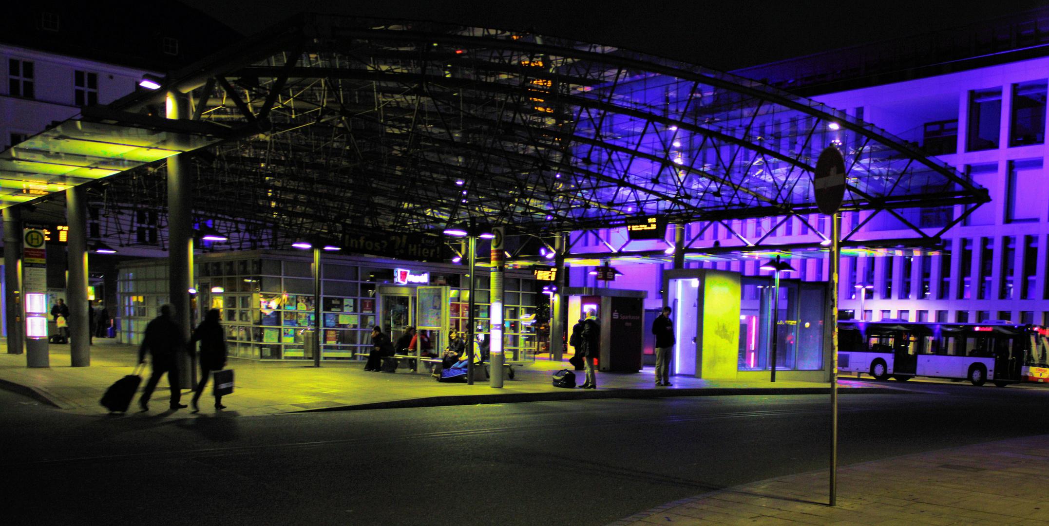Hamm Bahnhofsvorplatz