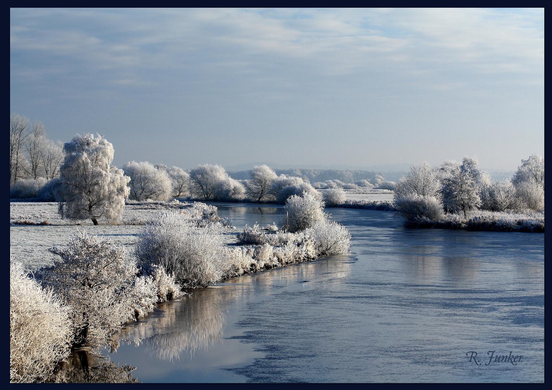 Hamme im Winter