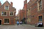 Hampton Court Palace - Master Carpenter`s Court 1