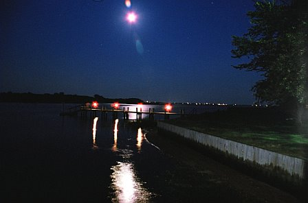 hamptons at night 2006