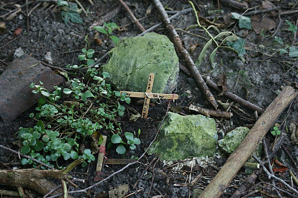 Hamsterfriedhof