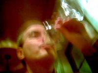 Hamu mit der Umhängetasche