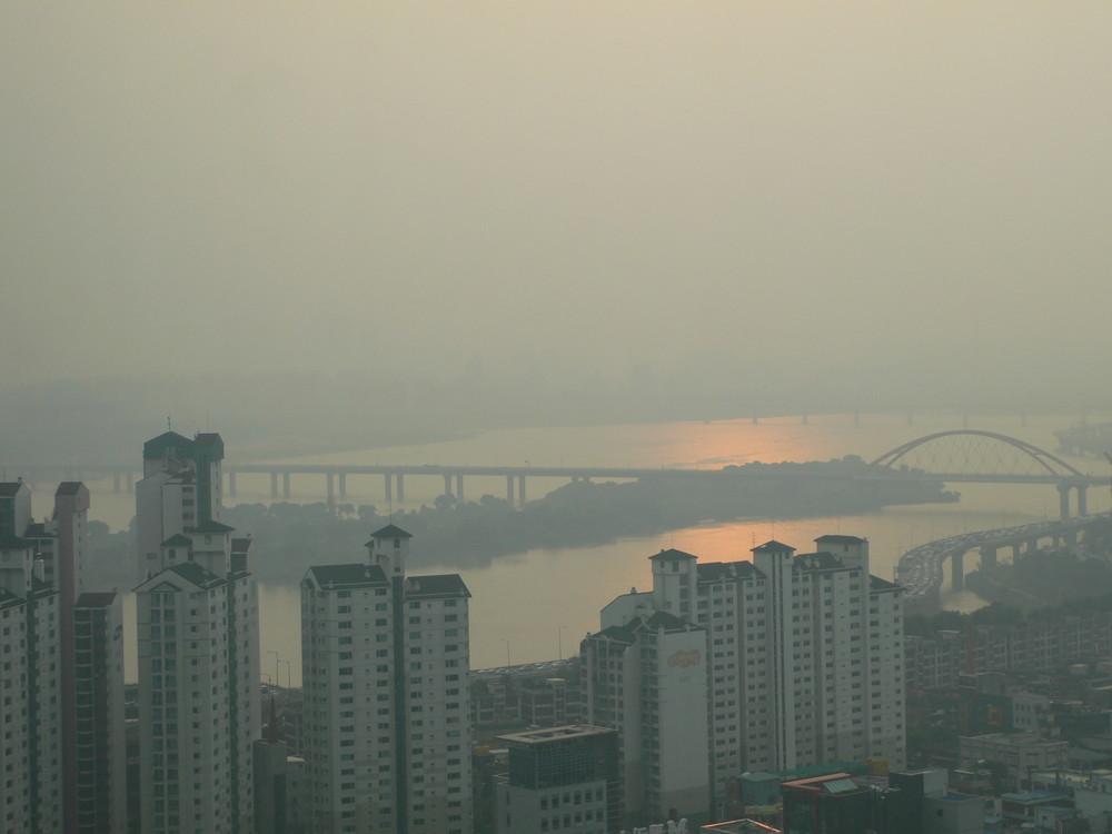 Han River in
