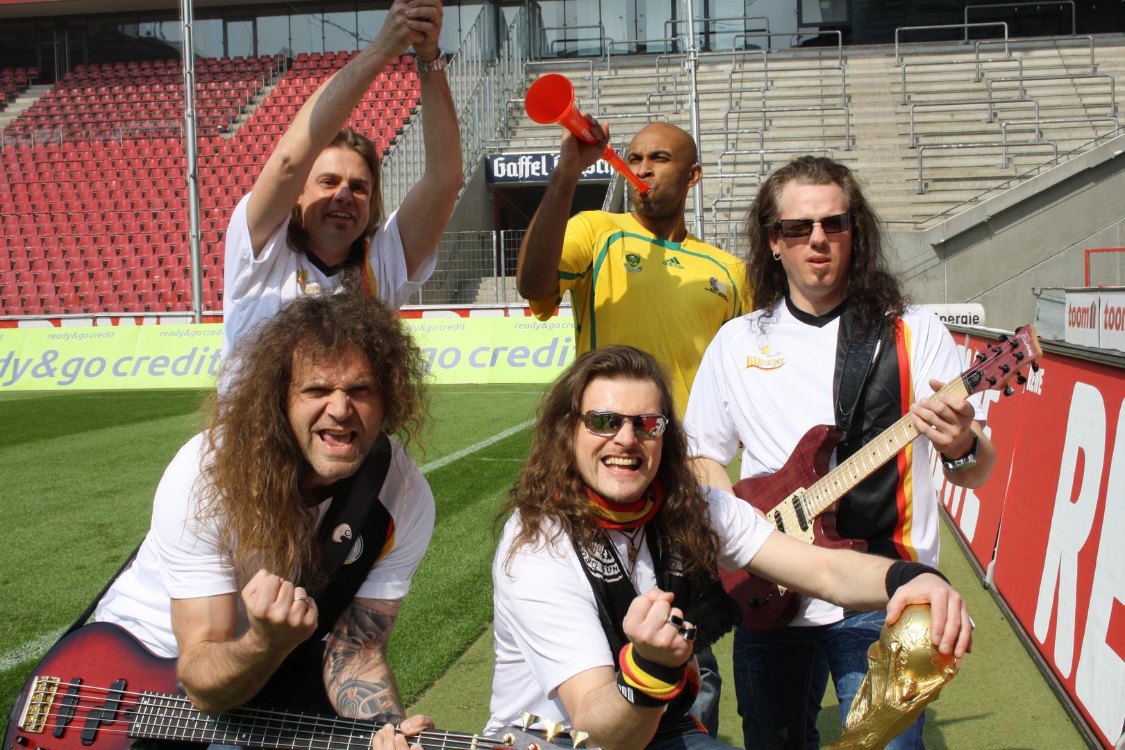 HANAK - Kölsche Rockband