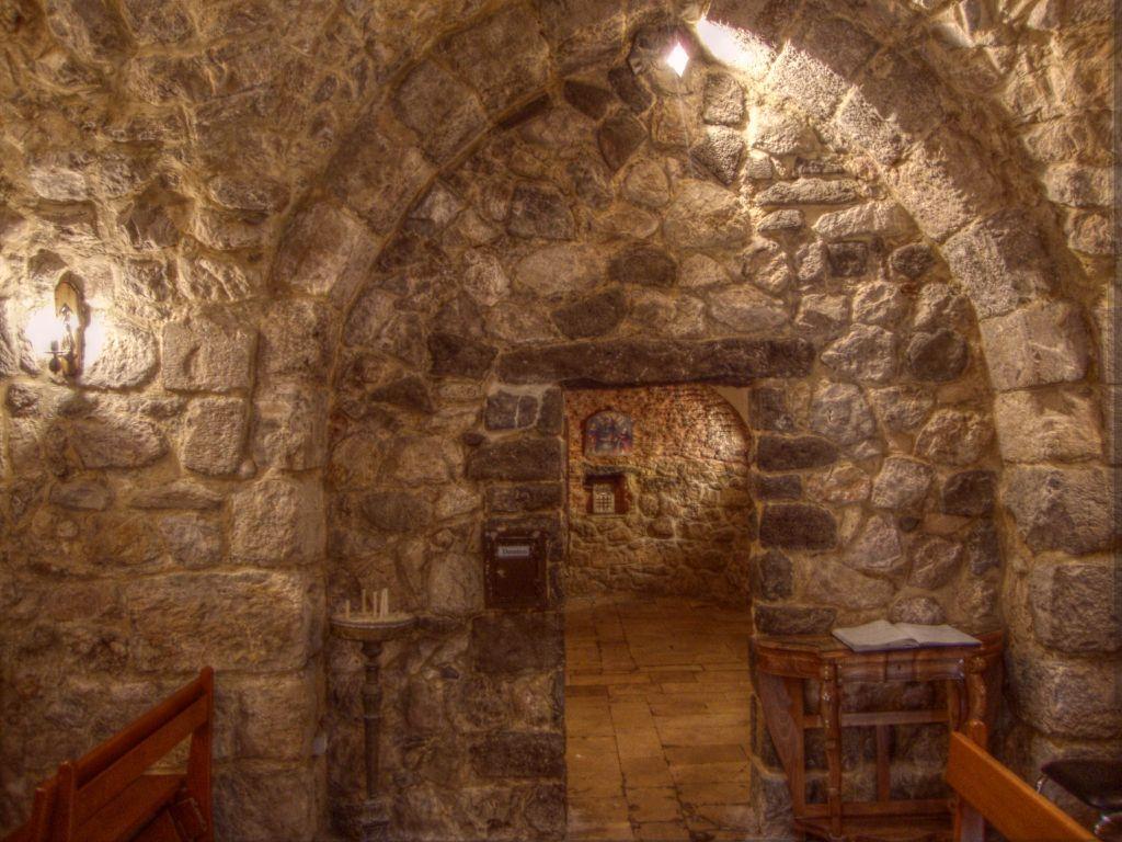 Hanania Kirche in Damaskus