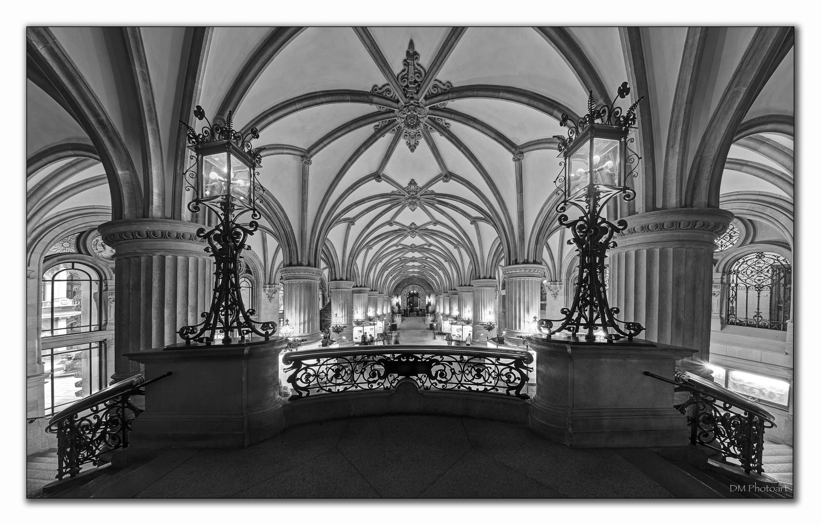 Hanburger Rathaus