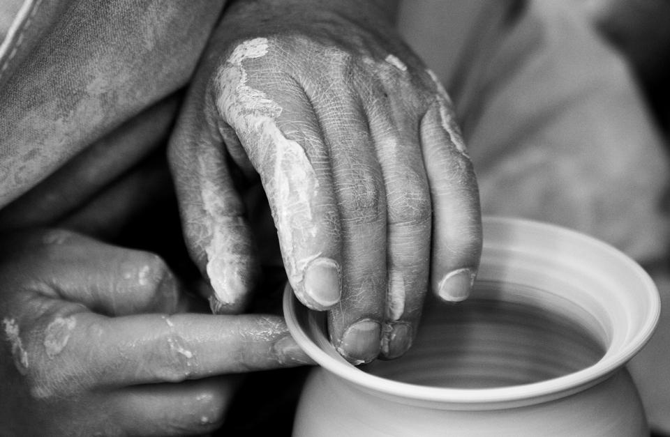 Hand-Arbeit (III)