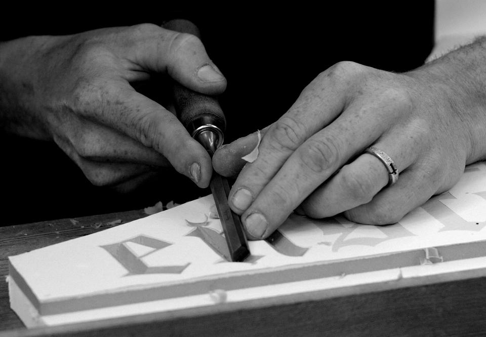 Hand-Arbeit (IV)