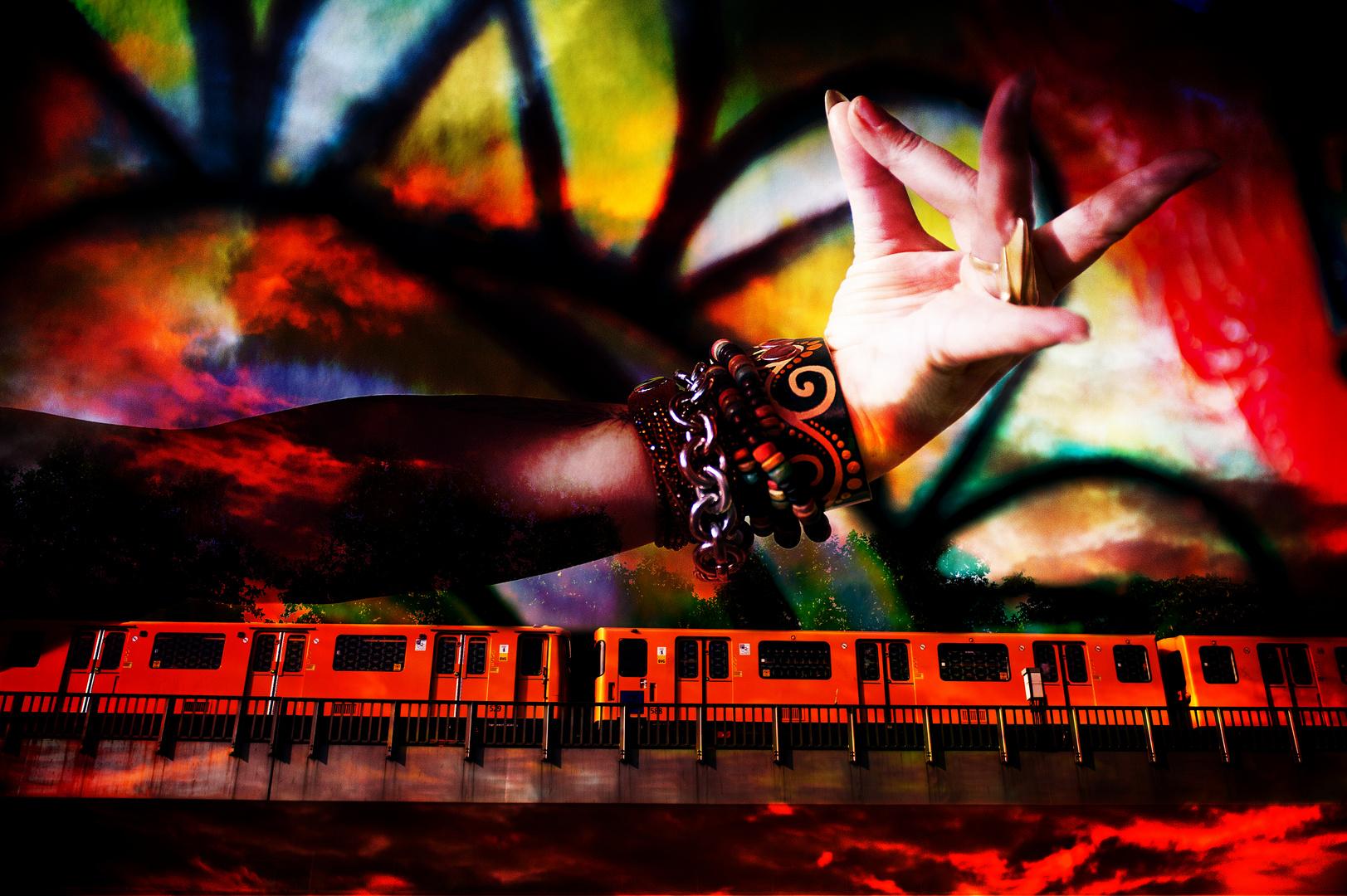 Hand Flamenco
